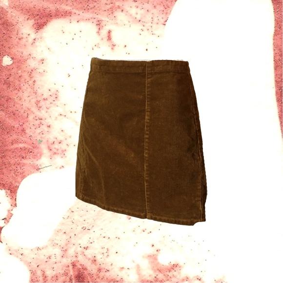 Forever 21 Dresses & Skirts - Forever 21 Cordurouy skirt